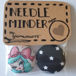 Needle Minder Pritty Girl (Aqua)