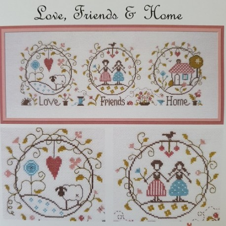 Love, Friends and Home