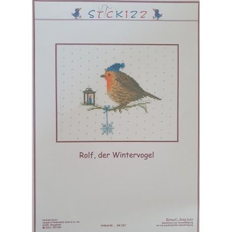 Rolf, der Wintervogel