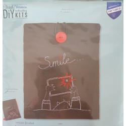 "I-pad Cover ""Smile"""