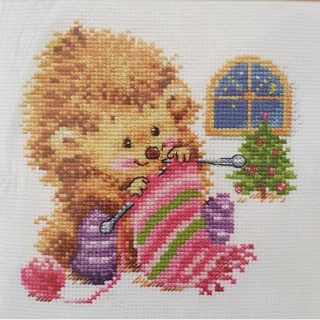I won't tell for whom I knit!