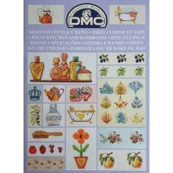 DMC ideeënboek: badkamer, keuken en meer.