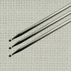 Bolletjesnaald (0,6 x 34 mm.)