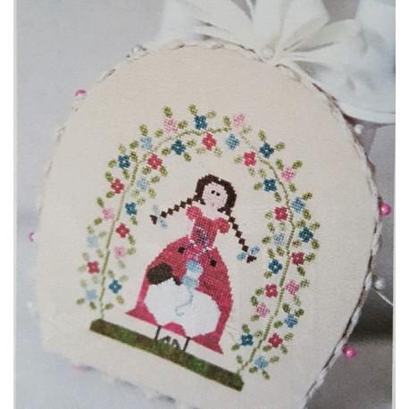 """Je tricote """"printemps"""""""