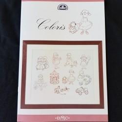 """Coloris patroonboek """"kinderen"""""""