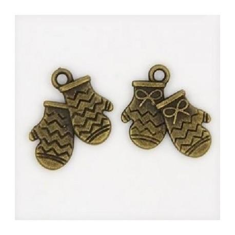 Bedel: Bronzen Wantjes