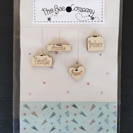Mini Étiquettes