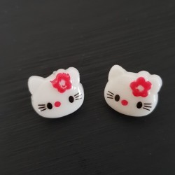 Hello Kitty knopen